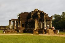 Nördl. Bücherei Angkor Wat