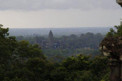 Blick vom Phnom Bakheng