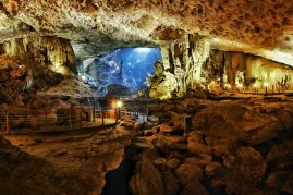 Surprising Cave Chamber 3